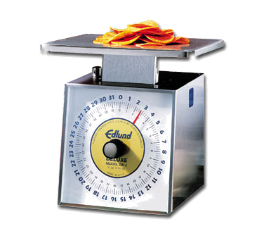 Edlund DR-2 scale, portion, dial