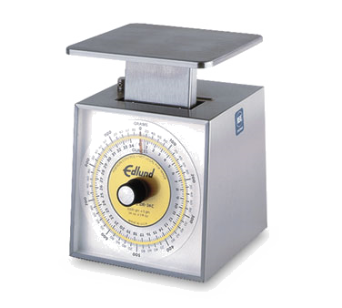Edlund DR-34C scale, portion, dial