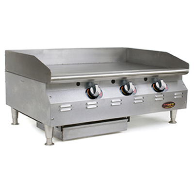CLEGD-36-240 Eagle Group griddle, electric, countertop