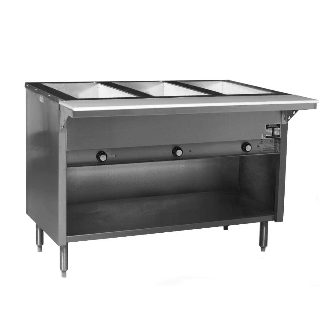 Eagle Group HT3OB-208-3 serving counter, hot food, electric