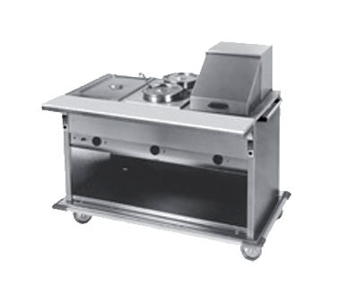 Eagle Group PHT3OB-208-3 serving counter, hot food, electric