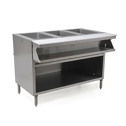 Eagle Group SHT3CB-240-3 serving counter, hot food, electric