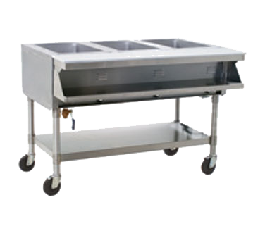 Eagle Group SPHT3-208-3 serving counter, hot food, electric