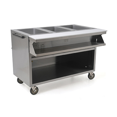 Eagle Group SPHT3CB-240 serving counter, hot food, electric