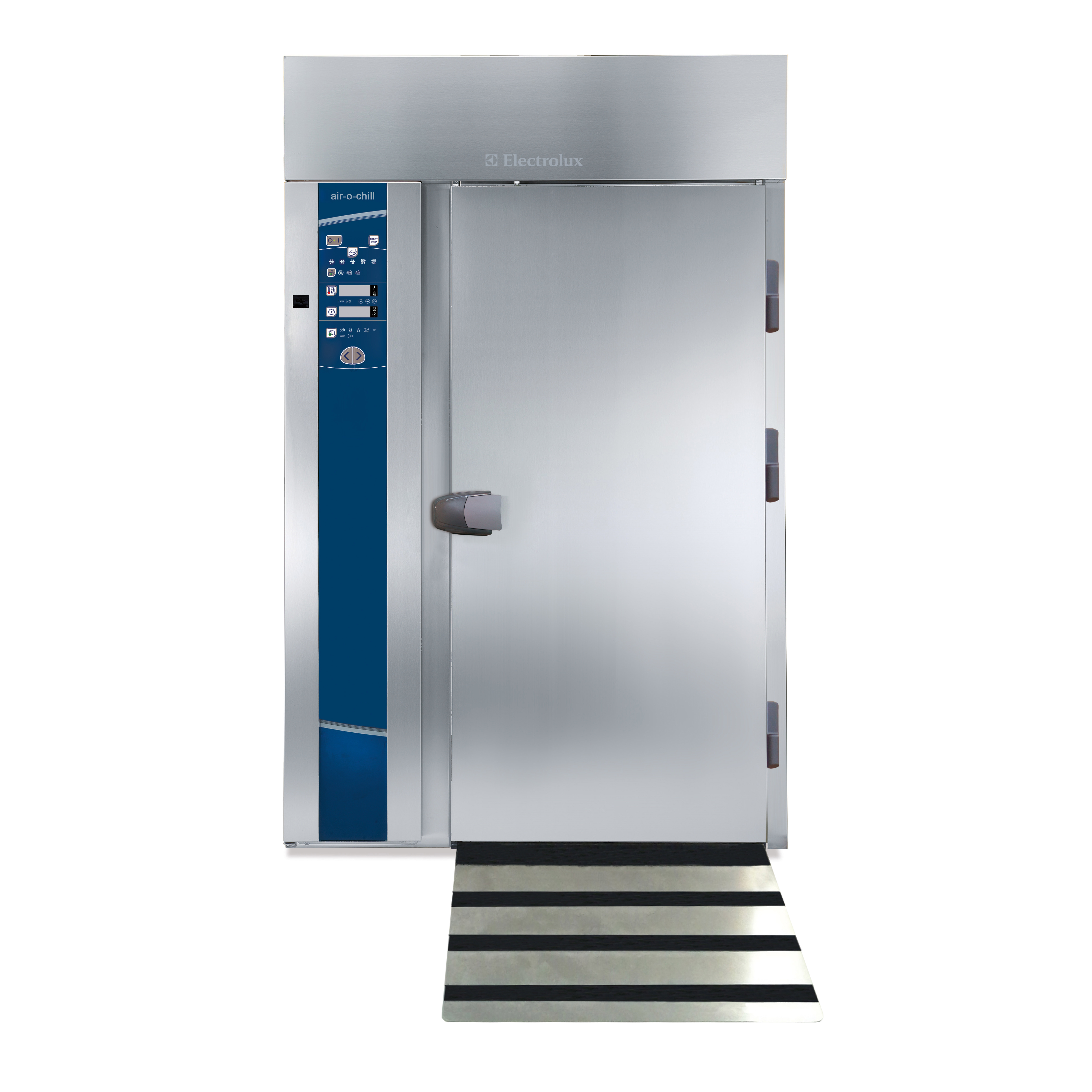 Electrolux Professional 727689 blast chiller freezer, roll-in