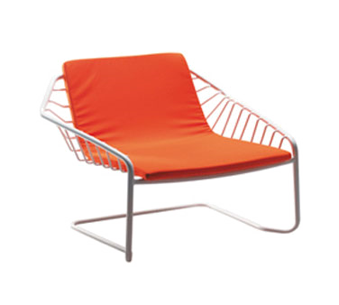 emuamericas, llc 034 chair, side, stacking, outdoor