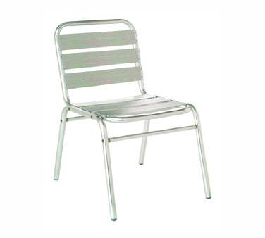 emuamericas, llc 1000 chair, side, stacking, outdoor
