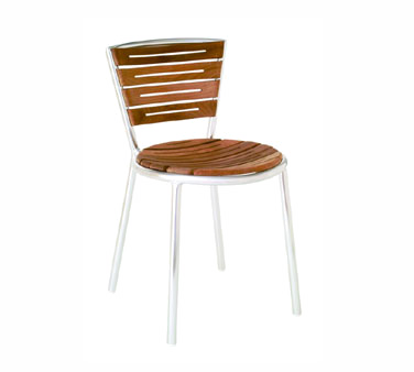 emuamericas, llc 1001HD chair, side, stacking, outdoor