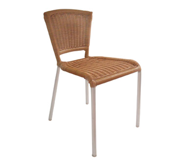 emuamericas, llc 1009 chair, side, stacking, outdoor