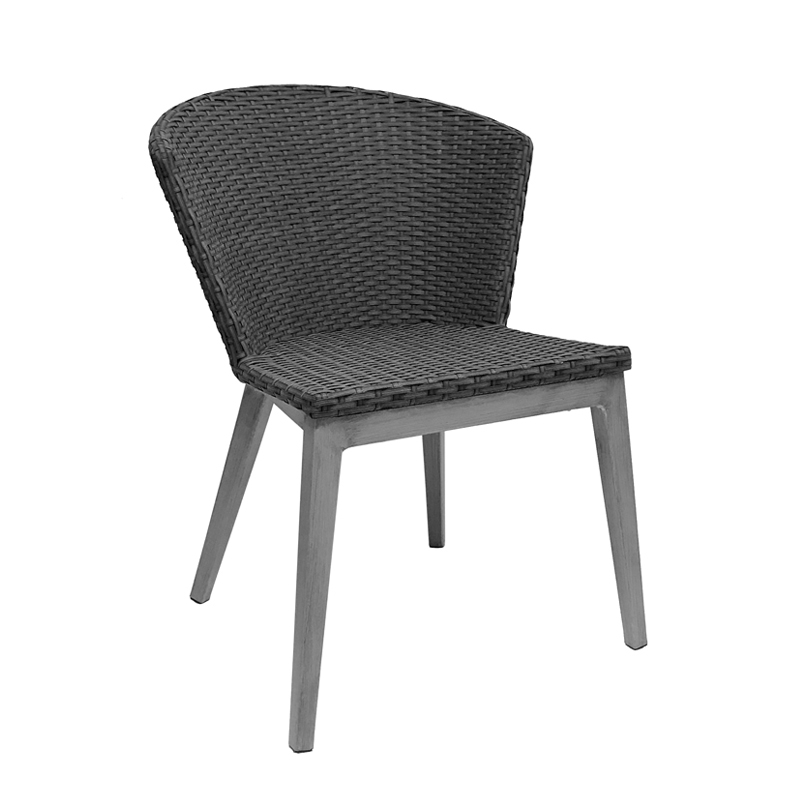 emuamericas, llc 1010 chair, side, outdoor