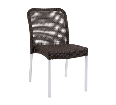 emuamericas, llc 1011 chair, side, stacking, outdoor