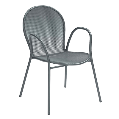emuamericas, llc 116HD chair, armchair, stacking, outdoor