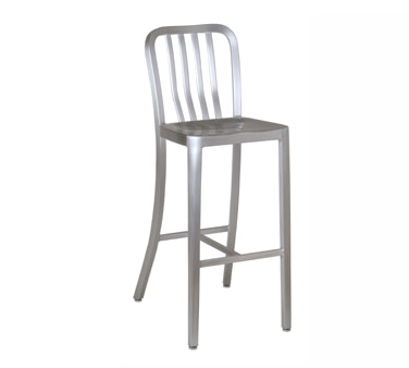 emuamericas, llc 1205 RAL bar stool, outdoor