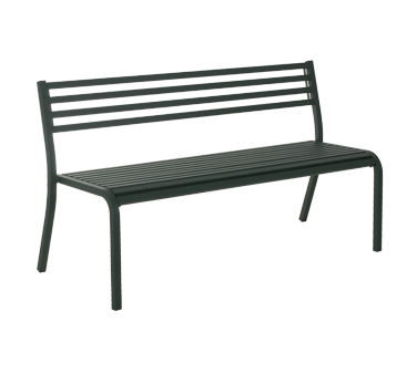 emuamericas, llc 159 bench, outdoor