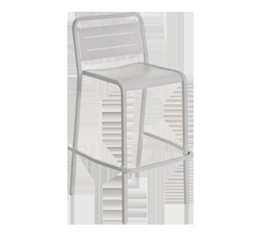 emuamericas, llc 211 bar stool, stacking, outdoor