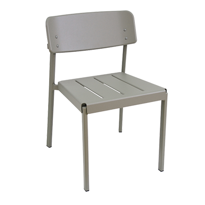 emuamericas, llc 247 chair, side, stacking, outdoor