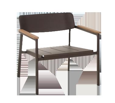 emuamericas, llc 249 chair, lounge, outdoor