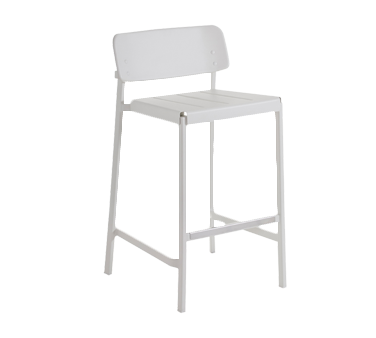 emuamericas, llc 253 bar stool, stacking, outdoor