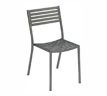 emuamericas, llc 263 chair, side, stacking, outdoor