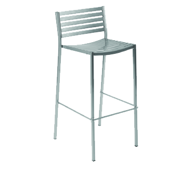 emuamericas, llc 264 bar stool, stacking, outdoor