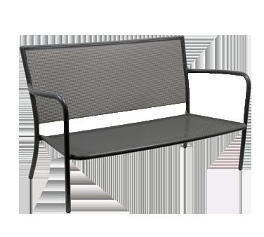emuamericas, llc 3417 sofa seating, outdoor