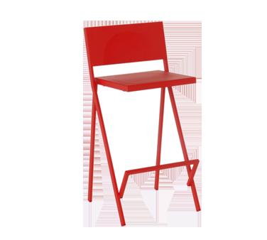 emuamericas, llc 412 bar stool, stacking, outdoor