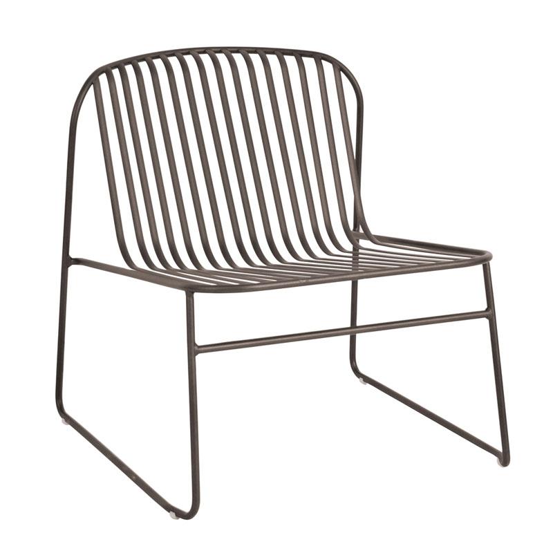 emuamericas, llc 437 chair, lounge, outdoor