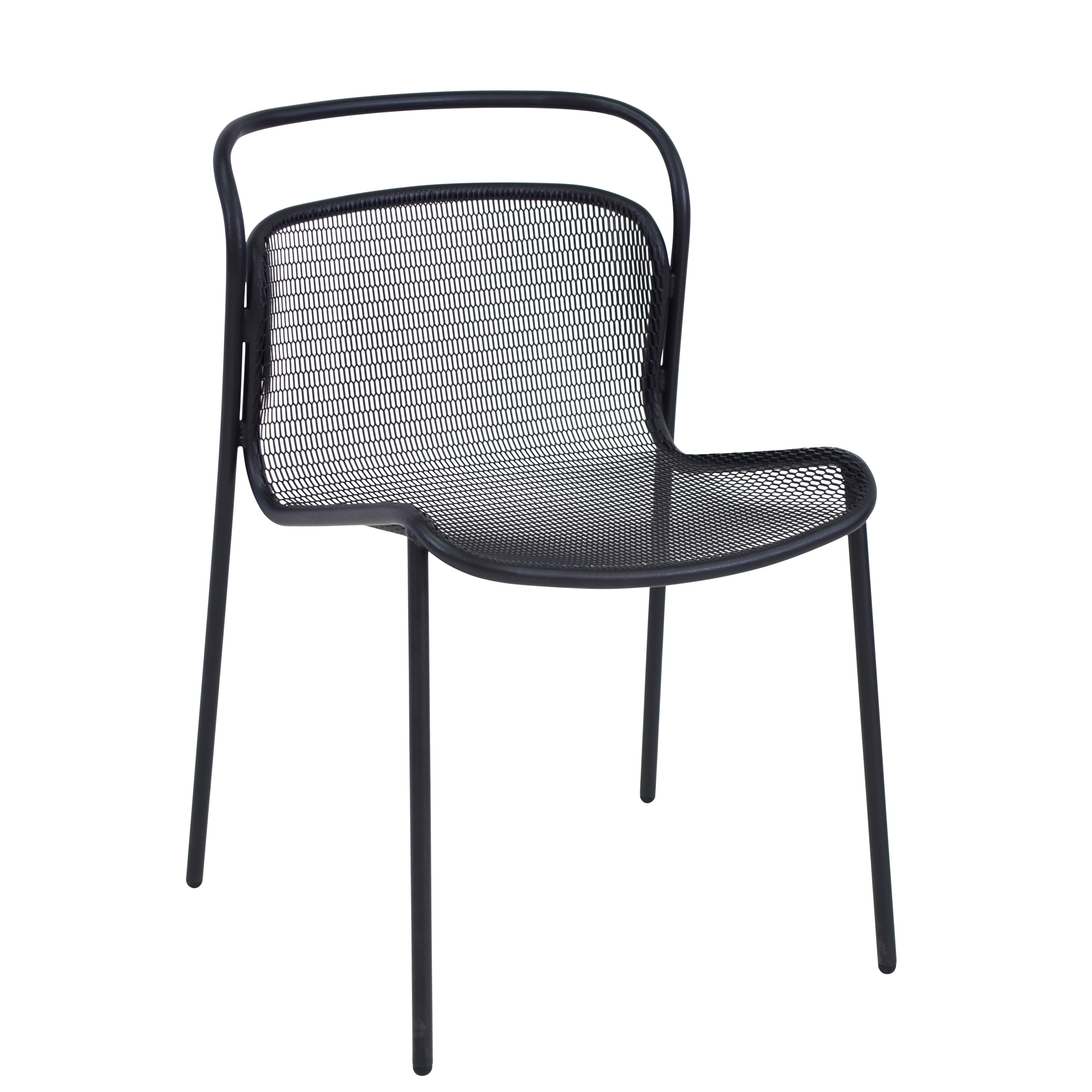 emuamericas, llc 634 chair, side, stacking, outdoor