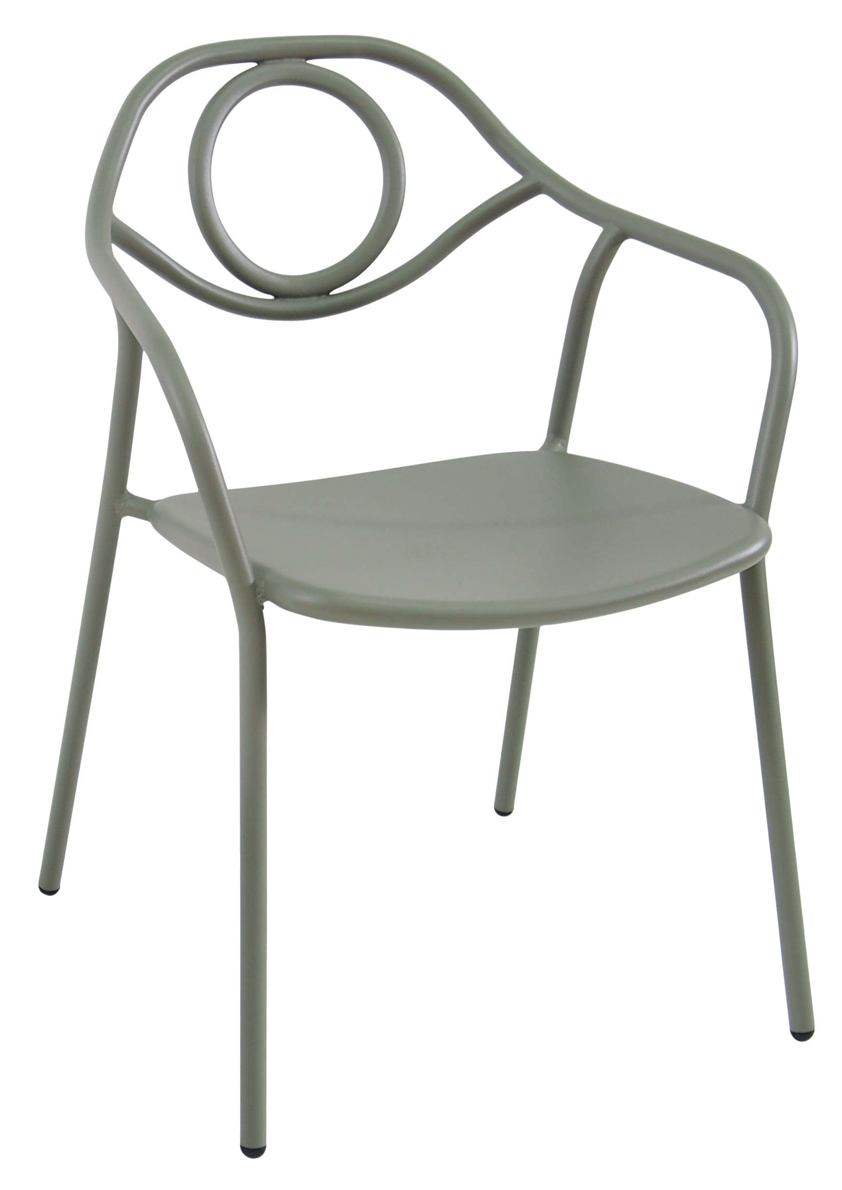 emuamericas, llc 653 chair, armchair, stacking, outdoor