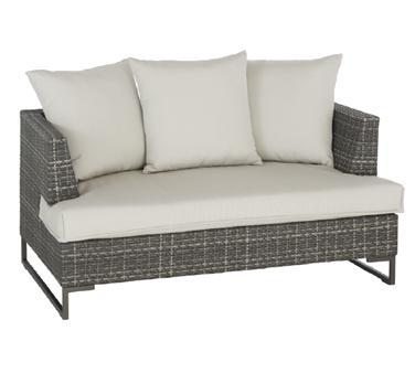 emuamericas, llc 6542 sofa seating, outdoor