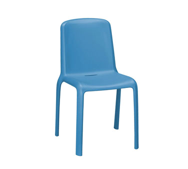 emuamericas, llc 9007 chair, side, stacking, outdoor