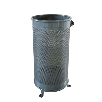 emuamericas, llc U620 trash receptacle, outdoor/indoor
