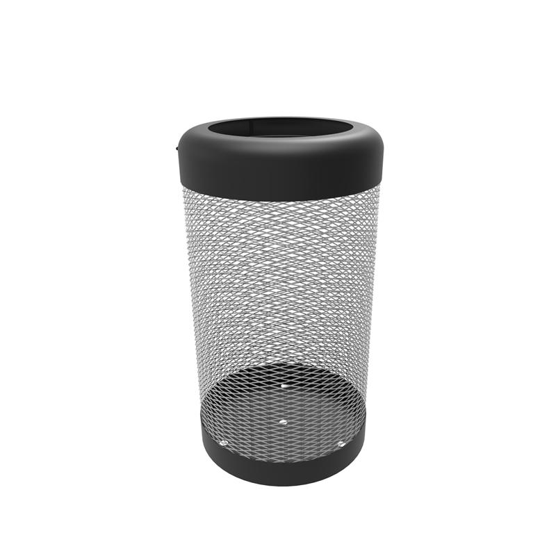 emuamericas, llc U638 trash receptacle, outdoor/indoor