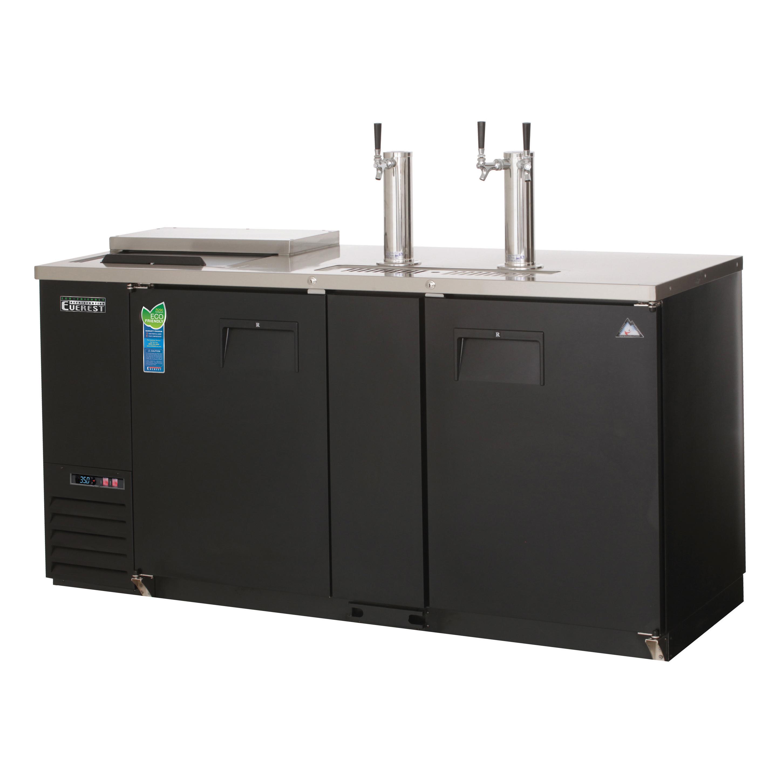 Everest Refrigeration EBD3-CT draft beer cooler