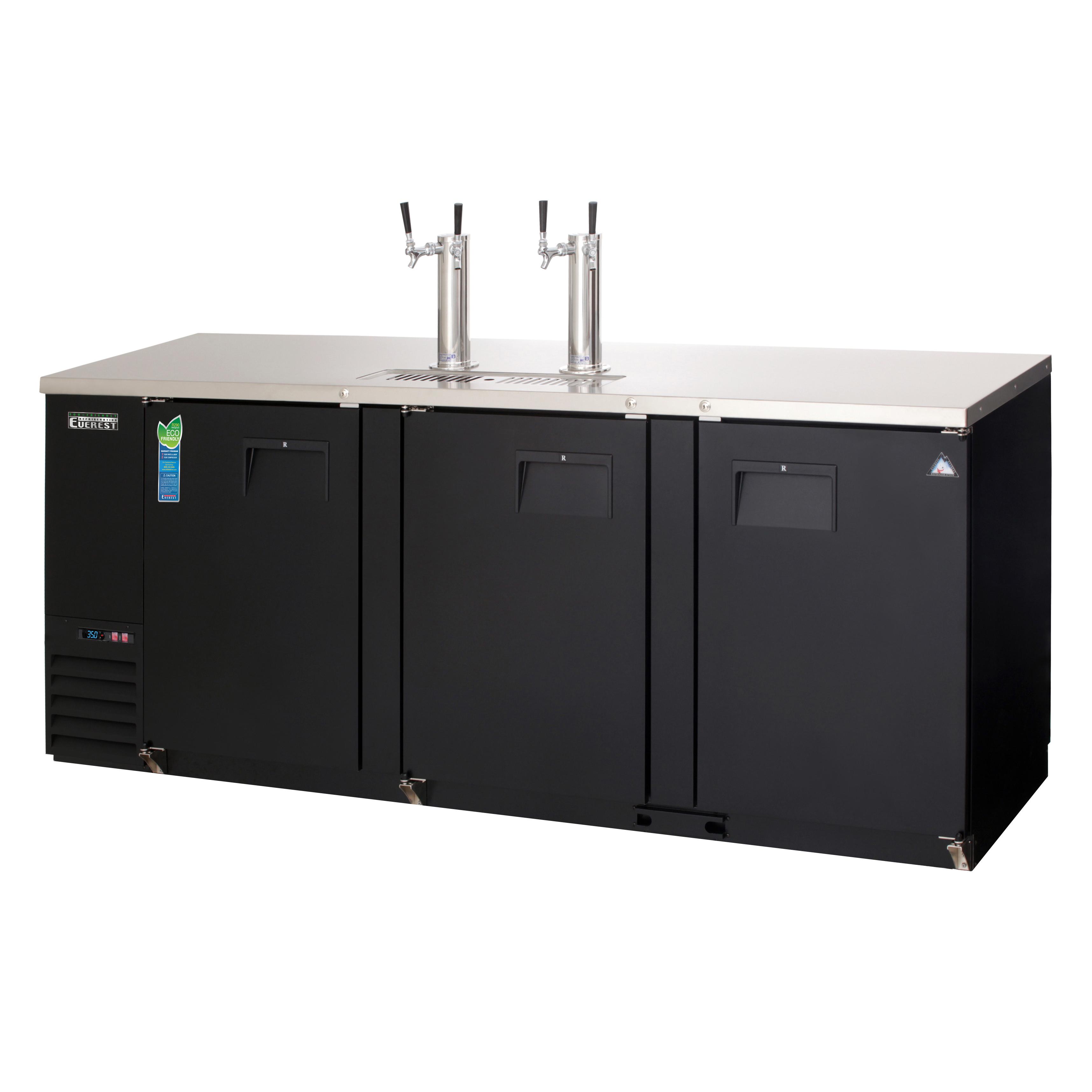 Everest Refrigeration EBD4-24 draft beer cooler