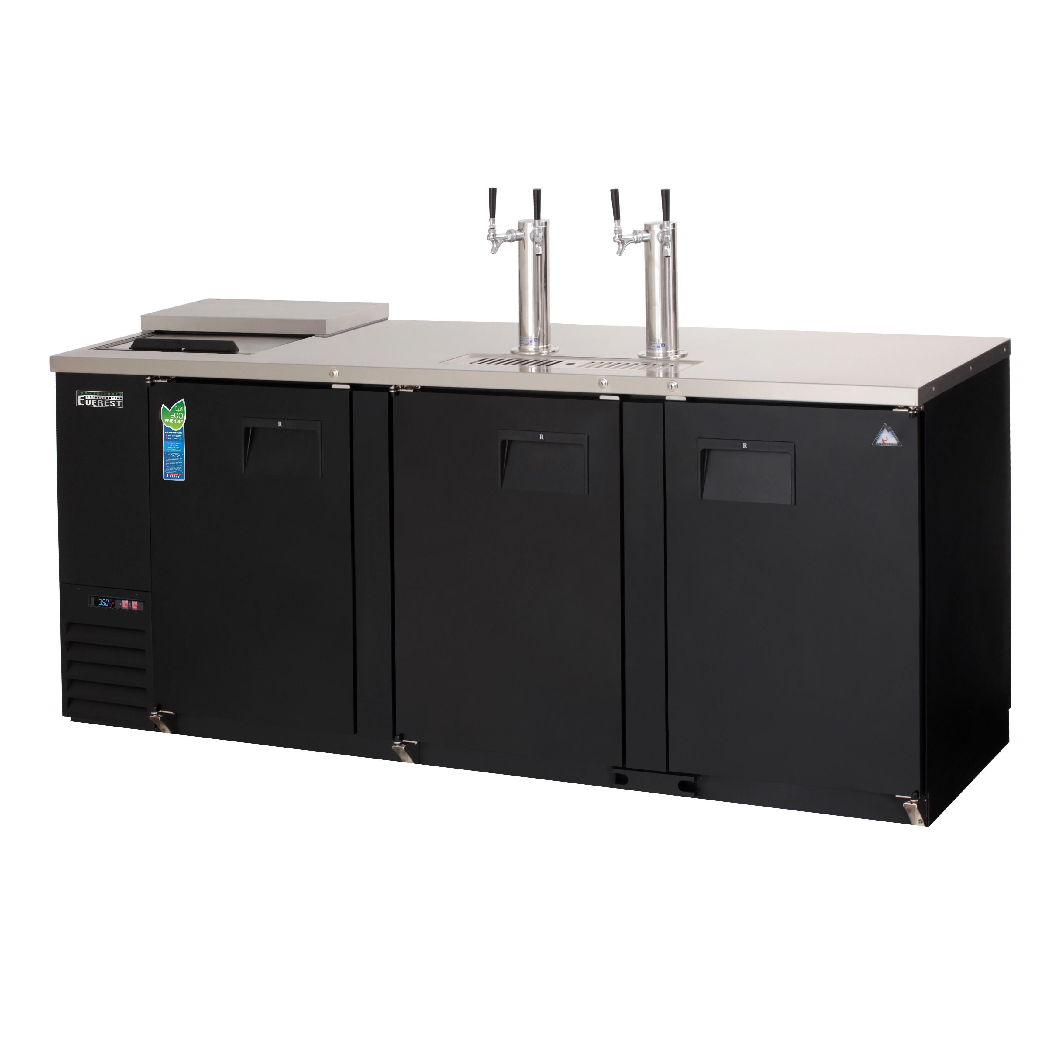 Everest Refrigeration EBD4-CT draft beer cooler