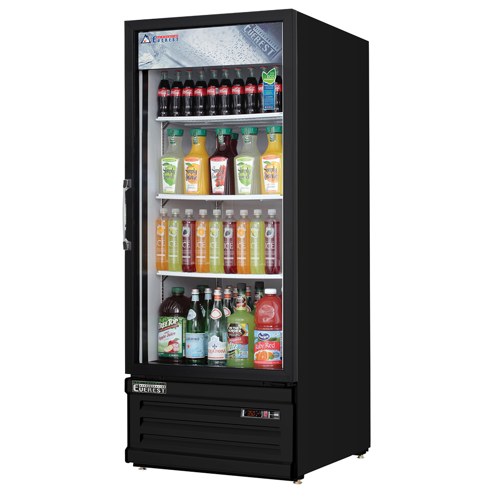 Everest Refrigeration EMGR10B refrigerator, merchandiser