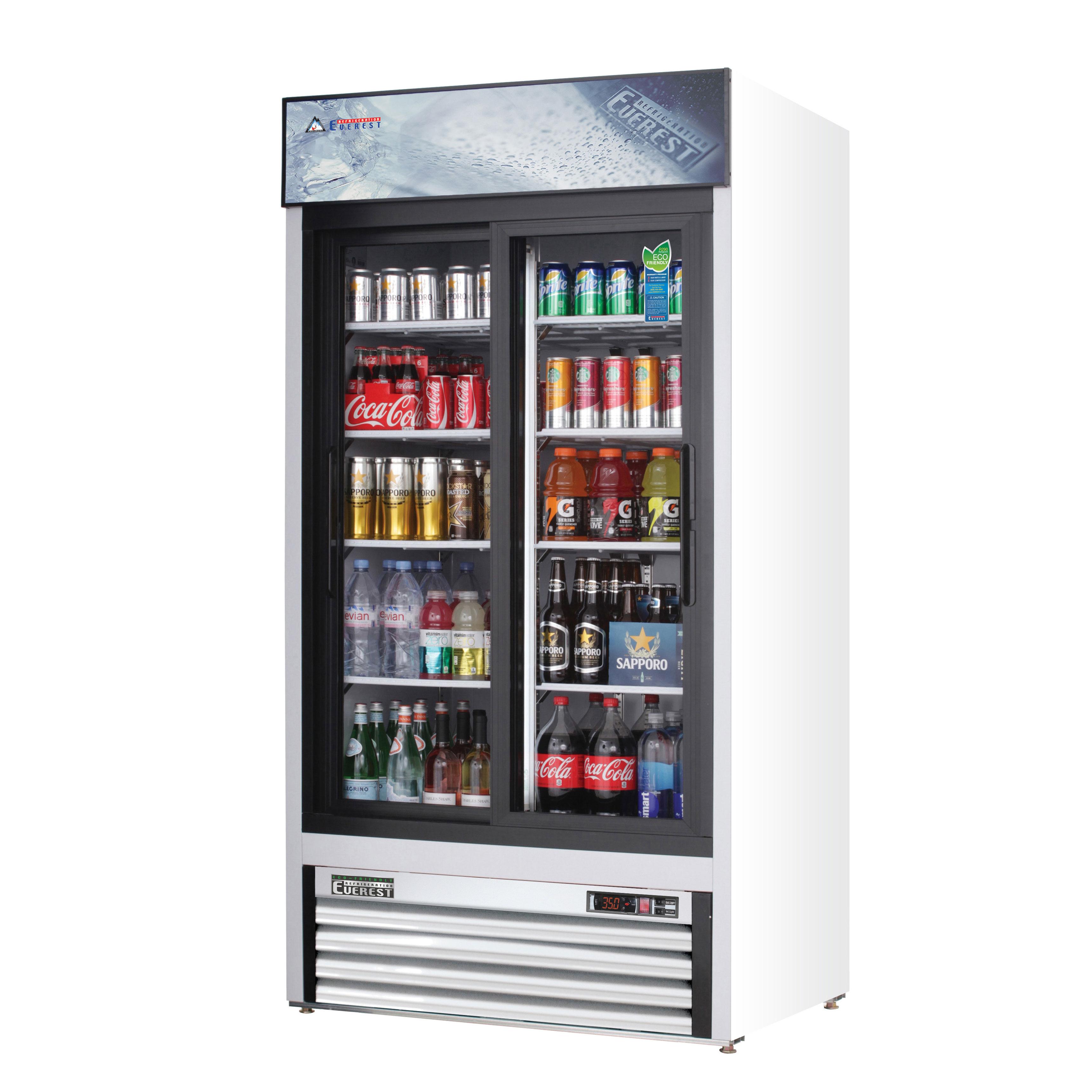 Everest Refrigeration EMGR33 refrigerator, merchandiser