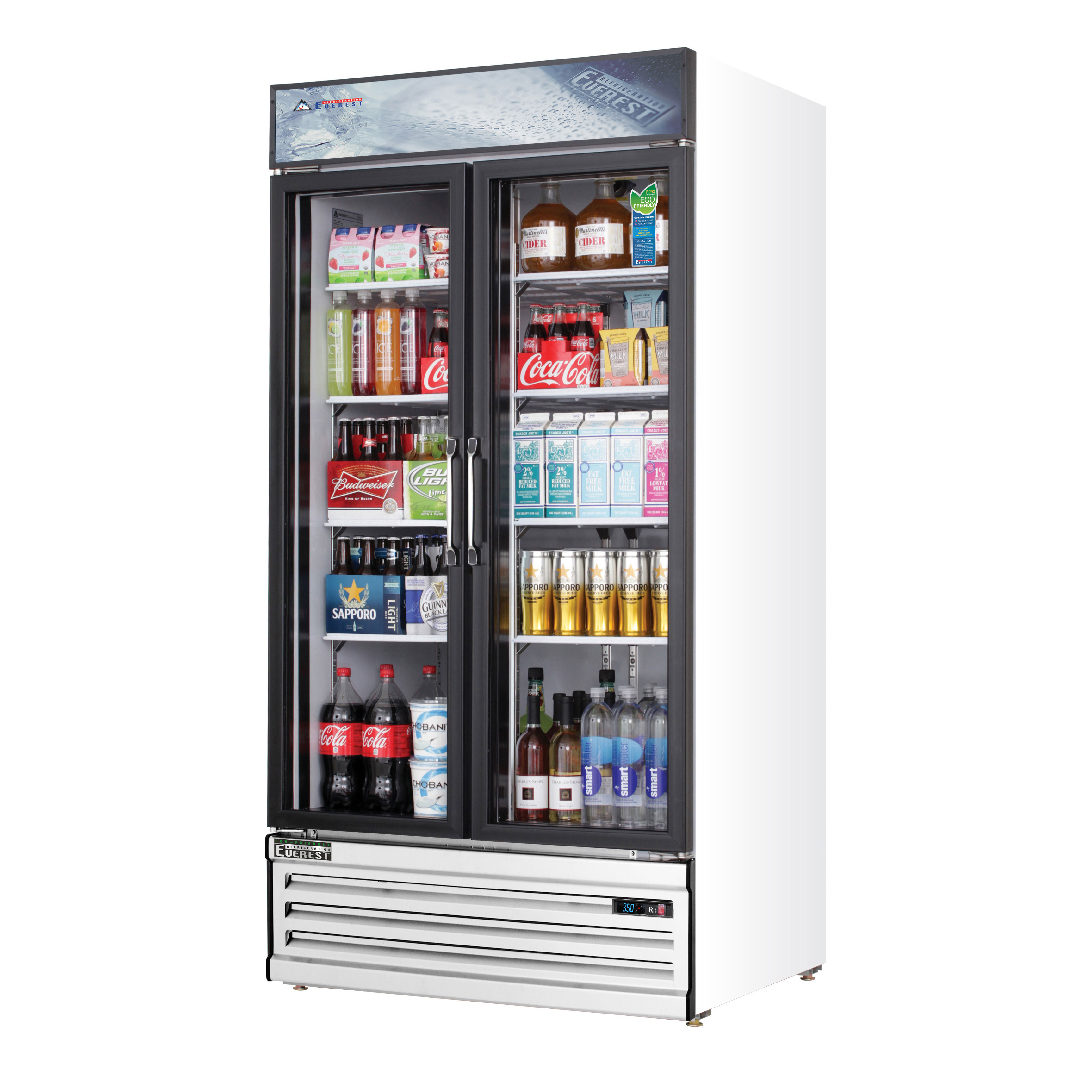 Everest Refrigeration EMSGR33 refrigerator, merchandiser