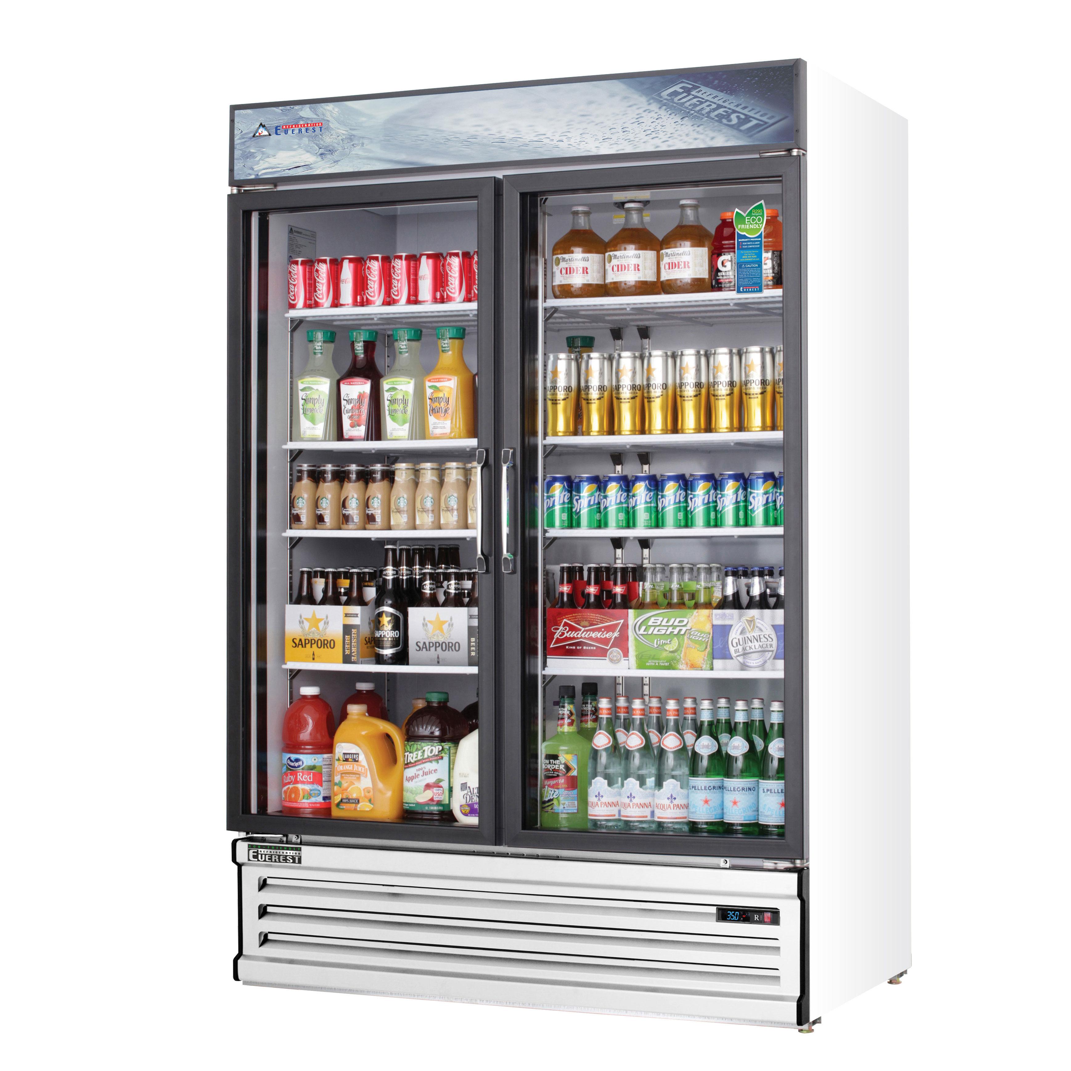 Everest Refrigeration EMSGR48 refrigerator, merchandiser