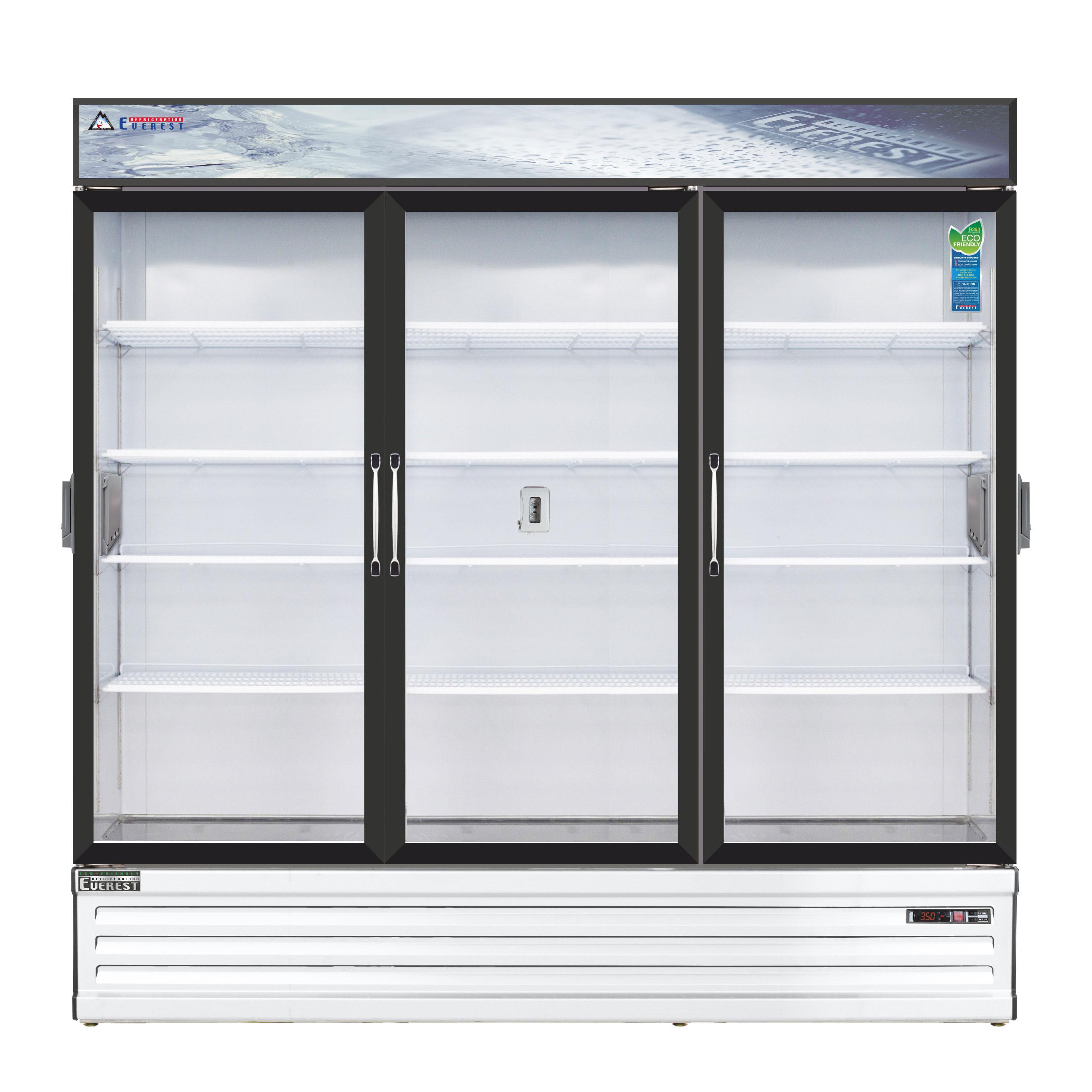 Everest Refrigeration EMSGR69C refrigerator, merchandiser