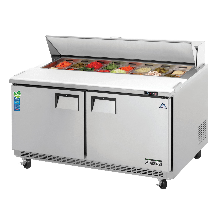 Everest Refrigeration EPBNWR2 refrigerated counter, sandwich / salad unit