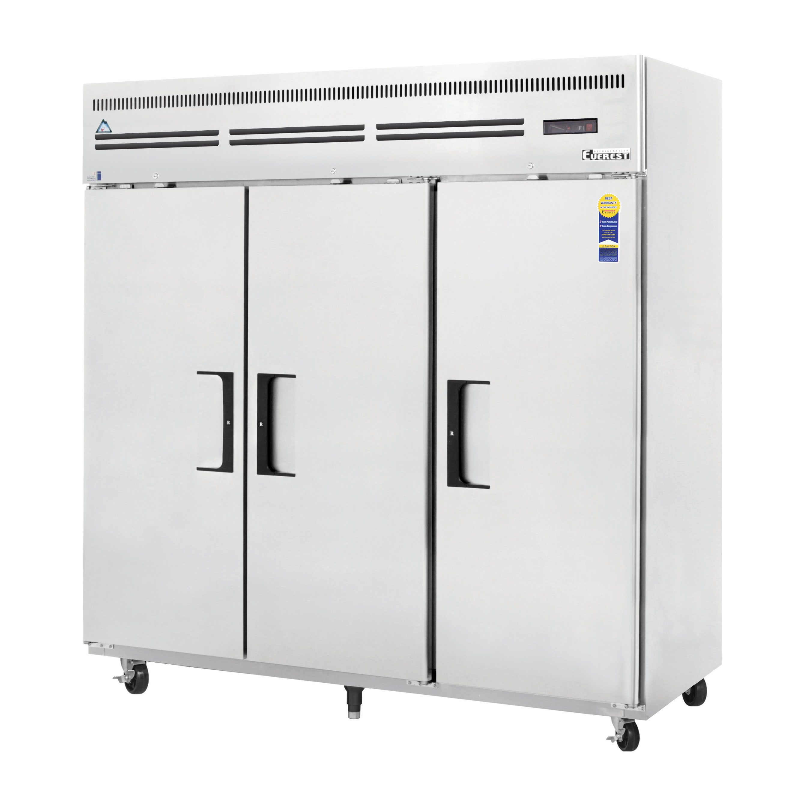 Everest Refrigeration ESF3 freezer, reach-in