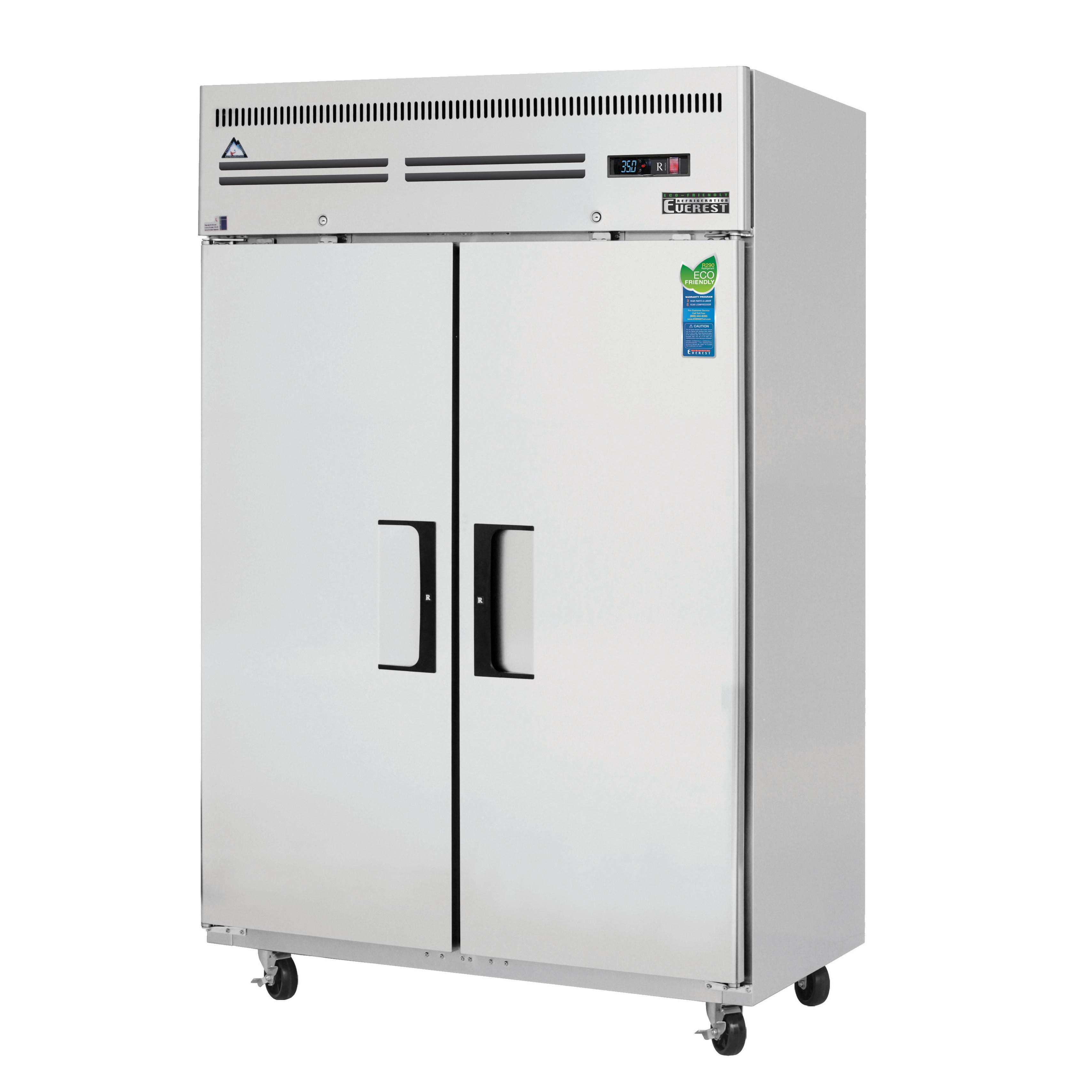 Everest Refrigeration ESR2 refrigerator, reach-in