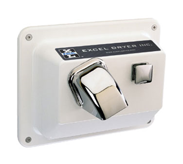 Excel Dryer R76-W hand dryer