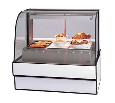 Federal Industries CG7748HD display case, heated deli, floor model