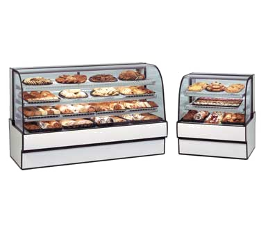 Federal Industries CGD5942 display case, non-refrigerated bakery