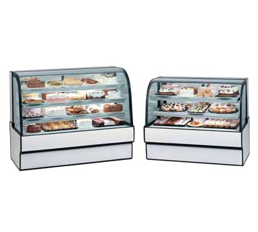 Federal Industries CGR3642 display case, refrigerated bakery