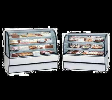 Federal Industries CGR5048 display case, refrigerated bakery