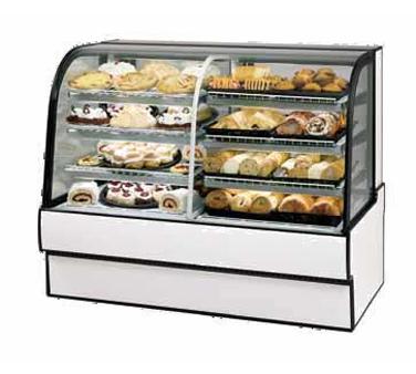 Federal Industries CGR5942DZ display case, refrigerated/non-refrig